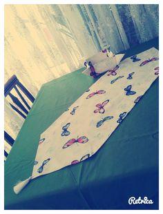 masa örtüsü peçetelik ve ranır