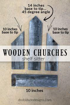 Scrap Wood Crafts, Wood Block Crafts, Scrap Wood Projects, Pallet Crafts, Wooden Crafts, Wooden Diy, Barn Board Projects, Primitive Crafts, Wood Blocks