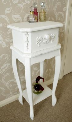 Here at Melody Maison, we stock a fantastic range of elegant shabby chic and french style items, ranging from furniture ranges to home accessories. French Colonial, Night Table, Bedside, Bedroom Furniture, Home Accessories, Drawers, Shabby Chic, Range, House Design