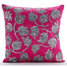 Luxury Pink Pillow Cases, Sequins Tulip Flower Pillows Co... https://www.amazon.com/dp/B016H8VEZ8/ref=cm_sw_r_pi_dp_x_h439xb0Y370ZA