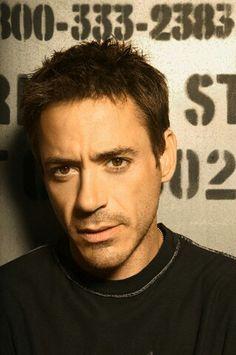 Robert Downey Jr by Andrew Macpherson (2003)