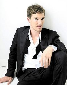 Why, hello there, Mr. Cumberbatch.