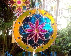 Mandala Flor Cosmos Mandalas D'Alma