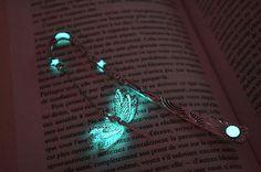 幻想的な栞...まるでハリーポッターの世界。夜の読書タイムが待ち遠しい | 不思議.net http://world-fusigi.net/archives/8569146.html