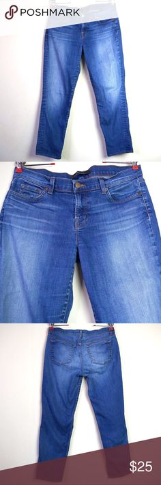 J Brand Blue Jeans Pants are in good condition. No visible flaws  Inseam: 26 inches  Waist: 32 inches J Brand Jeans