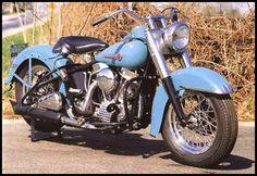 Harley Davidson FL - 1949