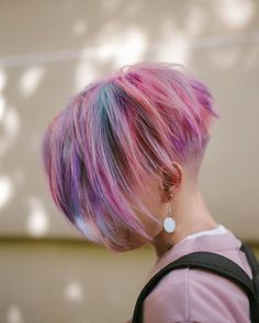 Short Hair Undercut, Short Hairstyles For Thick Hair, Haircut For Thick Hair, Short Pixie Haircuts, Haircuts With Bangs, Undercut Hairstyles, Pixie Hairstyles, Pretty Hairstyles, Short Hair Cuts