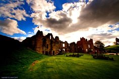 Tutbury Castle | Staffs