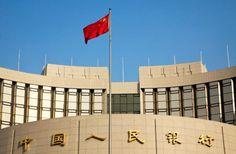 Центральный банк Китая тестирует блокчейн-основу цифровых валют #bitcoin #btc