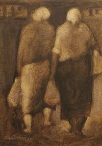 Find artworks by Amos Langdown (South African, 1930 - on MutualArt and find more works from galleries, museums and auction houses worldwide. South African Artists, Auction, Museum, Gallery, Artwork, Passion, Painting, Women, Work Of Art