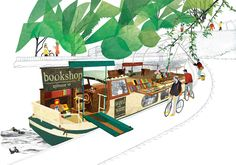 Natsko Seki londres / Louis Vuitton Travel Books
