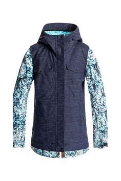 3ae6499b9b2 2018 Roxy Women s Cedar Insulated Jacket Pantalones De Esquí