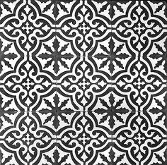 Irak, Marockanskt kakel