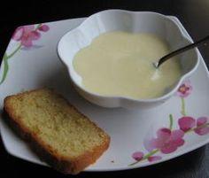 Recette Crème anglaise allégée par lilas35 - recette de la catégorie Desserts & Confiseries