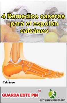 #Remedios_caseros para el #espolón_calcáneo#dolor_pies#dolor#talón#cuerpo#salud#remedios#consejos Dental, Health Benefits, Natural Remedies, Diabetes, Massage, Beauty Hacks, Health Fitness, Healthy, Tips