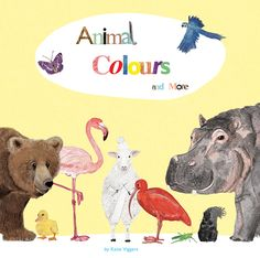 A book about animals and the different colours. 36 pages225 x 225mm Published by Eightbear Press ISBN: 9780957175723Each page…