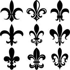 tatuagens de flor de liz15                              …