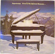 Super Tramp, Featuring Give A Little Bit Tom Berenger, Extended Play, Pink Floyd, Rock Music, My Music, Super Tramp, Road Trip Music, Psychedelic Bands, Vinyl Record Collection
