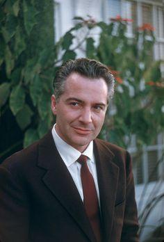 Rossano Brazzi (18 September 1916 – 24 December 1994), Italian actor.