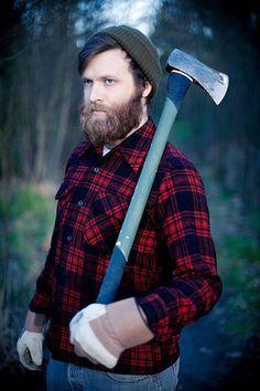 beards lumberjack - Google Search