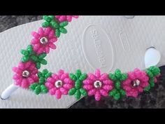 Fácil - Dica: Chinelo Primavera de Pitangas - Adriana Valério - YouTube