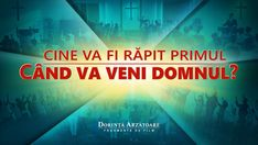 """Acum două mii de ani, Domnul Isus le-a promis discipolilor Săi: """"Eu Mă duc să vă pregătesc un loc. Iar dacă Mă voi duce şi vă voi pregăti un loc, Mă voi întoarce şi vă voi lua cu Mine, ca acolo unde sunt Eu, să fiţi şi voi"""" (Ioan 14:2-3). #Filmul_Evangheliei #Evanghelie #Dumnezeu #Împărăţia #creștinism #Iisus #biserică #salvare Films Chrétiens, Yearning, Puns, God Is, Youtube, Jesus Cristo, Base, Christian Movies, Believe In God"""