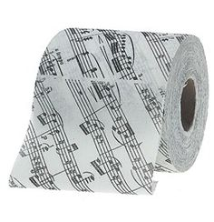 Toilet Paper: Sheet Music