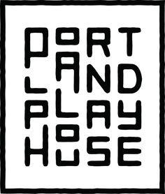 Portland Play House #type #typography #design
