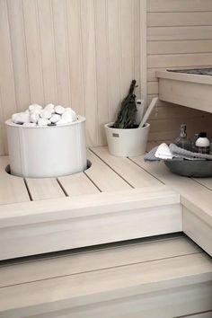 35 Spectacular Sauna Designs for Your Home Portable Steam Sauna, Sauna Steam Room, Sauna Room, Scandinavian Saunas, Modern Saunas, Sauna Design, Finnish Sauna, Spa Rooms, Bathroom Spa