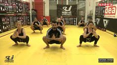 Primitive Functional Movement -  Group Workout its in another language for a bit at first,