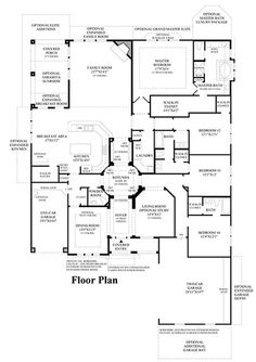 Arborglen Floor Plan