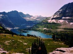 Hidden Lake, Logan Pass, Glacier National Park