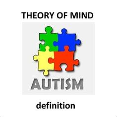 theory of mind tom and children with autism Children with autism develop theory of mind skills in a different order than in typical development - their understanding of hidden feelings emerges before they understand false beliefs [8.