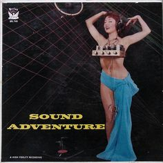 Early example of suicide bomber easy listening. Cover Art, Lp Cover, Vinyl Cover, Easy Listening, Lps, Vintage Redhead, Francis Wolff, Worst Album Covers, Bad Album