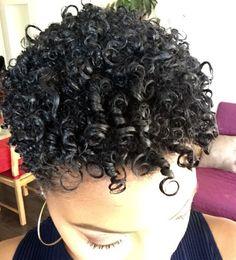 La maxi hydratation méthode a été élaboré par une américaine, Pinke Cube, membre active du réseau «black hair media», qui avait un important problème de sécheresse capillair…