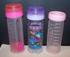 Vintage Playtex Baby Bottle Lot 1995 Playtex 80 S 90