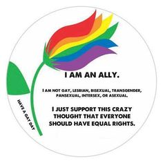 Well i am Bi....but still....doesnt matter a jot!!! EQUAL RIGHTS FOR ALL!
