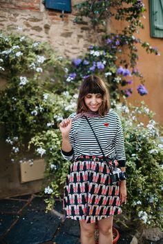 Collioure flowers -