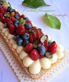 crostata frangipane: Luca Montersino