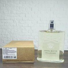 Parfum original tester Creed Royal Water millesime for unisex 100ml edp parfum original 100% lengkap dengan box resmi  Kami hanya jual parfum original  Happy shopping  www.riztiaparfum.com