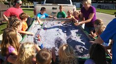Abilene Kansas App News Center: CHILDREN LEARN ABOUT SOIL CONSERVATION