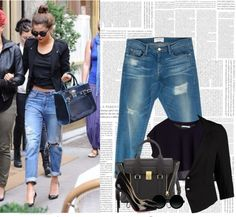 """""""Selena Gomez: Steal her style"""" by helen-mccann on Polyvore"""