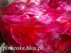 sok z płatków dzikiej róży