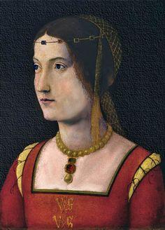 Pintor Bernardino di Bossio Zaganelli conocido como Bernardino da Cotignola, nació en Cotignola, Italia, 1460-1519.