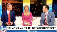 'Fox & Friends' Gives Laughable Defense of Trump on Mueller: 'Do You Even Care?'