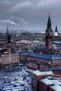 Must See Places in Copenhagen