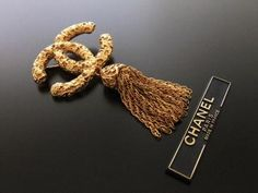 Vintage Chanel Brooch I would DIE for