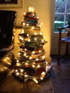 I D Roberts' INCREDIBLE Christmas tree!