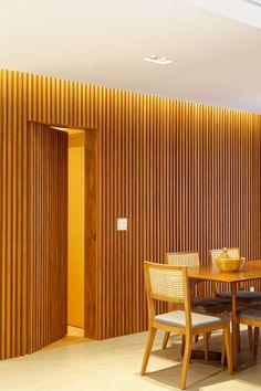 Wood Wall Design, Door Design, Hidden Doors In Walls, Home Decor Furniture, Furniture Design, Home Room Design, House Design, Flat Interior Design, Timber Walls