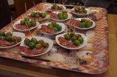 #EatTheWorld #EatTheWorldTour #FoodTour #Köln #Cologne #Sülz #Germany #Deutschland ||  www.eat-the-world.com  || #yummy #nomnom #foodlover #foodpics #foodtravel #foodadventures #culinarytravel | #antipasti #olives #salami #appetizer